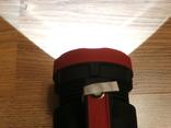 Аккумуляторный фонарь Yajia YJ-2886/5W+22SMD LED с функцией PowerBank для зарядки, фото №5