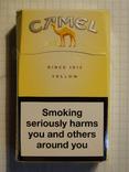 Сигареты CAMEL  Германия