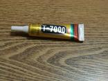 Клей-герметик силиконовый T-7000 для ремонта электроники, фото №2