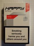 Сигареты  HAPPY  RED
