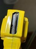 Винтажная металическая чинила для карандашей в форме мотоцикла, фото №12