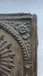 Икона Спаситель в окладе бронза, фото №11
