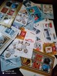 Большой кляссер с  негашеными марками и блоками СССР+бонус, фото №13