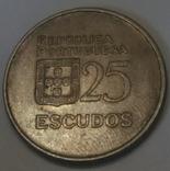 Португалія 25 ескудо, 1984