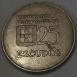 Португалія 25 ескудо, 1982