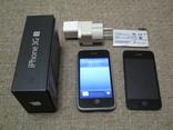 Телефон Apple iPhone 3gs 8GB + запасной блок дисплея и батарея, фото №3