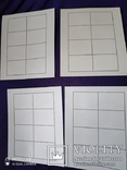 4 малых листа Белые медведи, фото №4