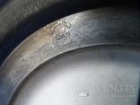 Коллекционная пивная кружка Керамика олово 1,1 L W - Germany, фото №9