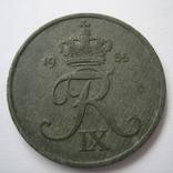 Дания 5 эре 1955 года, фото №6