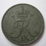 Дания 5 эре 1955 года, фото №7