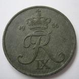 Дания 5 эре 1955 года, фото №8
