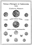 Антикварний швейцарський годинник (FHF Robert), фото №12
