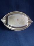 Винтажная Пепельница на 2 сигареты времен СССР, фото №3