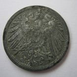 Германия 10 пфеннигов 1918 года., фото №10