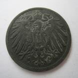 Германия 10 пфеннигов 1921 года., фото №8