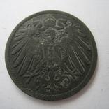 Германия 10 пфеннигов 1921 года., фото №9