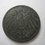 Германия 10 пфеннигов 1921 года., фото №10