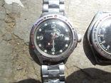 Двое командирских часов, фото №3