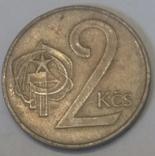Чехословаччина 2 крони, 1972