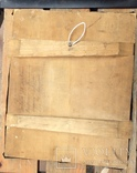 Икона Св.Николай Чудотворец с приписными, в окладе, фото №7