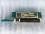 Ремень для правки бритв, фото №4