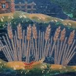Картина на фанере в стиле Палех или Лубок., фото №4