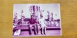 Семья,отдых у фонтана., фото №2