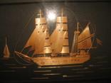 Панно Кораблик,СССР,Одесса, фото №4