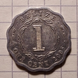 Белиз. 1 цент 2005 года, фото №2