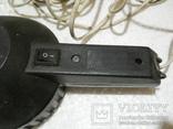 Прожектор рабочий, работает от автоприкуривателя, длина провода 9,5 м., фото №6