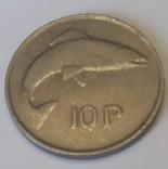Ірландія 10 пенсів, 1978