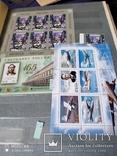 Лот  негашеных марокРоссии за 2006г с блоками и малыми листами, фото №10