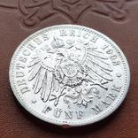 5 марок 1903 р. Вюртемберг, фото №7