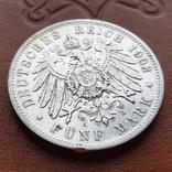 5 марок 1903 р. Вюртемберг, фото №9
