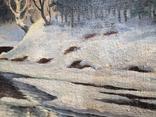 Зимний пейзаж, фото №4