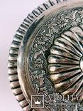 Блюдо для икры / покрытие серебром /., фото №12