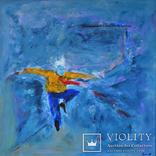 """Картина на холсте  60х60  И Безроднов """"Танец"""", фото №2"""