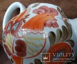 Большой фарфоровый чайник., фото №5