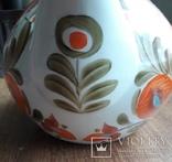Большой фарфоровый чайник., фото №6