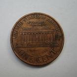 США 1 цент 1994 года.D., фото №6