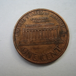 США 1 цент 1994 года.D., фото №8
