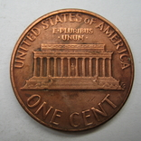 США 1 цент 1984 года.D, фото №4