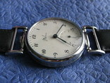 Часы Молния 3602 Классический циферблат.Рабочие на ремешке, фото №4