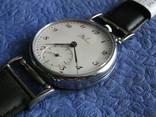 Часы Молния 3602 Классический циферблат.Рабочие на ремешке, фото №6