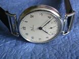 Часы Молния 3602 Классический циферблат.Рабочие на ремешке, фото №7