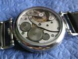 Часы Молния 3602 Классический циферблат.Рабочие на ремешке, фото №9