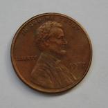 США 1 цент 1977 года., фото №3