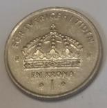 Швеція 1 крона, 2003