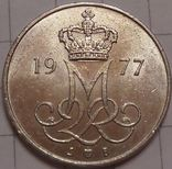 Дания 10 оре 1977, фото №3