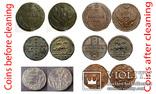 Шабер для механической расчистки монет 0,8-1,8мм (4 шт.), фото №5